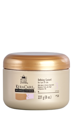 KeraCare Defining Custard